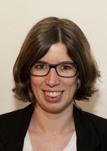 Portrait of Fabienne Lang