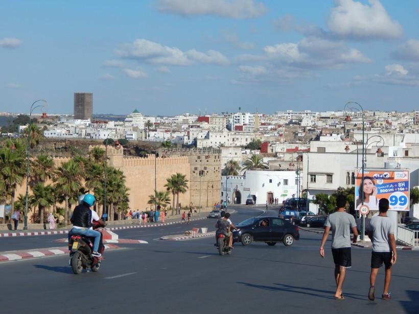 Next Destination: Morocco