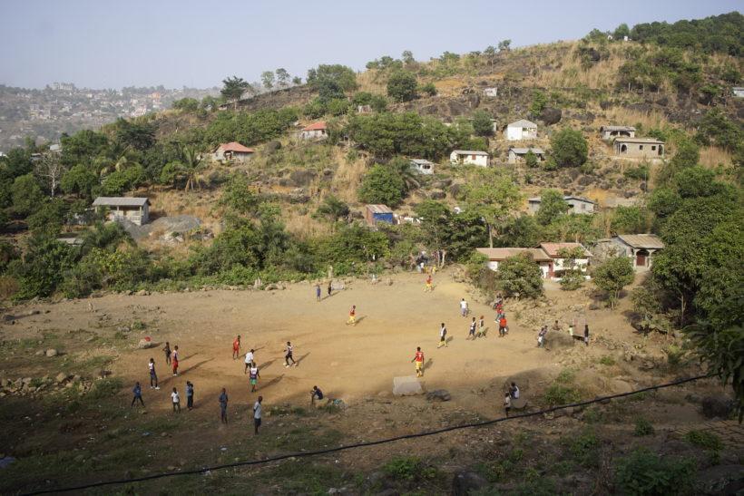 Sierra Leone: Travel Blog 2019