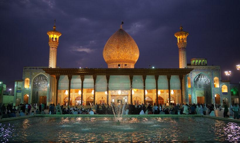 10.06.2021: Virtueller Vortrag über die Iran-Studienreisen von Emad Mansouri (in German)